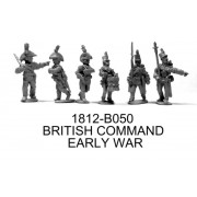 British Command, Early War