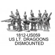US Light Dragoons Dismounted