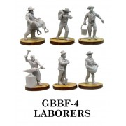 Laborer Bystander Faction