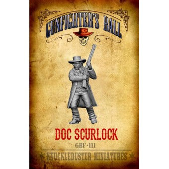 """Doc"" Scurlock"