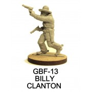 28MM GBF-12 TOM MCLAURY OLD WEST KNUCKLEDUSTER MINIATURES