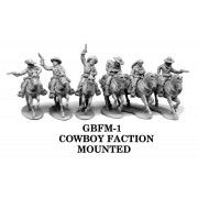 Mounted Cowboy Faction