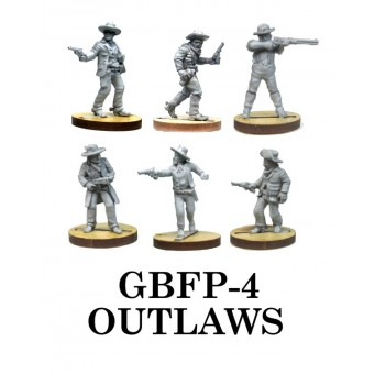 Outlaws Faction Pack
