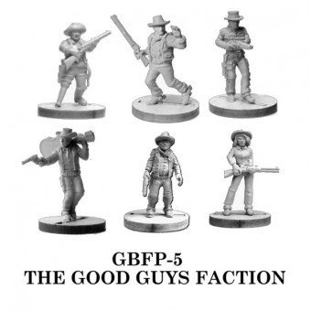 """The Good Guys"" Faction"