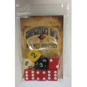Gunfighter's Ball Dice Set