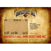 Gunfighter's Ball 4'x6' Desert Mat