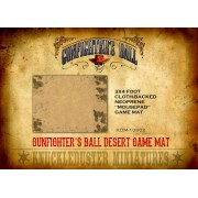 Gunfighter's Ball 3' x 4' Desert Mat