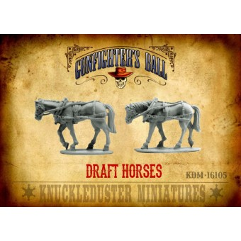 Draft Horses (Gunfighter's Ball)