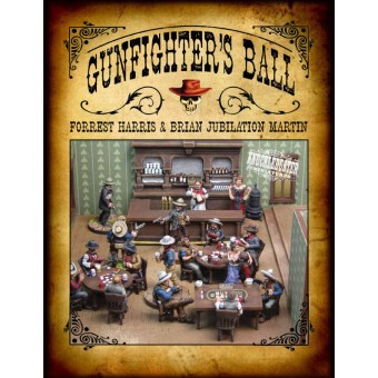 Gunfighter's Ball Rules (hardbound, full color)