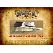 Gunfighter's Ball Dry-Erase Pen Set