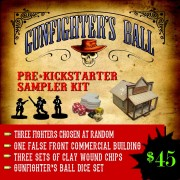 Gunfighter's Ball Sampler