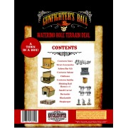 Gunfighter's Ball Watering Hole Terrain Deal