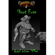 Short Fuse, Dwarf Gunfighter