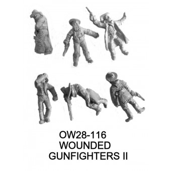 Wounded Gunfighters II