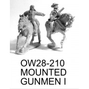 Mounted Gunmen I