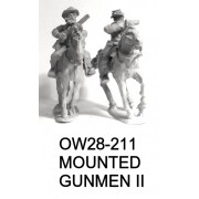Mounted Gunmen II