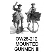 Mounted Gunmen III