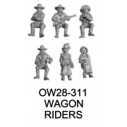 Wagon Riders