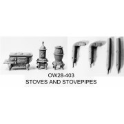 Stoves and Stovepipes