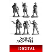 Archtypes 1 (Digital)