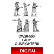 Lady Gunfighters