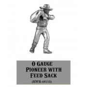 O-Gauge Pioneer With Feed Sack