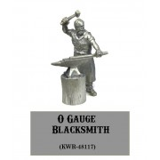O-Gauge Blacksmith