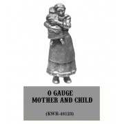 O-Gauge Mother With Child