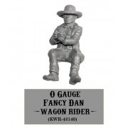 "O-Gauge Wagon Rider, ""Fancy Dan"""