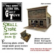 Ghost Town Small Store