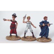 40MM SALOON GALS AND MADAM