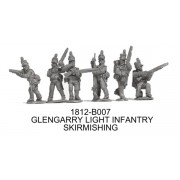 GLENGARRY LIGHT INF., SKIRMISHING