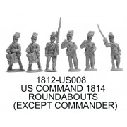 US COMMAND 1814 ROUNDABOUTS