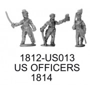 US Officers 1814, Old Design