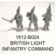 BRITISH LIGHT INFANTRY SKIRMISH COMMAND