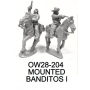 MOUNTED BANDITOS I