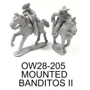 MOUNTED BANDITOS II
