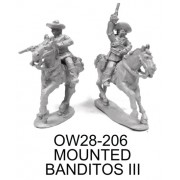 MOUNTED BANDITOS III