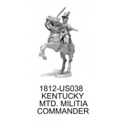 Richard Johnson, Kentucky Militia Commander