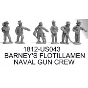 US Naval Gun Crew (Land Battery)