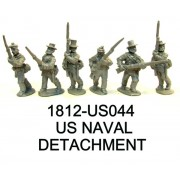 US NAVAL DETACHMENT (INFANTRY)