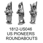 US PIONEERS IN ROUNDABOUTS, 1814