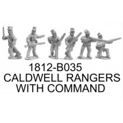 CALDWELL RANGERS WITH COMMAND