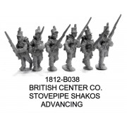 British Center Co. Stovepipe, Advancing
