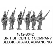 British Center Co, Belgic, Advancing