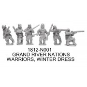 Grand River Nations, Winter Dress