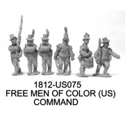 Free Men of Color, Command