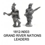 Grand River Nations, Leaders